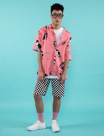 Pink in Summer