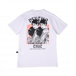 日本孖妹 Psycho Chic Tee