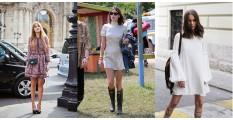 「裙子控 - A-line Dress」任何身型都能夠駕馭每個女生都要擁有!