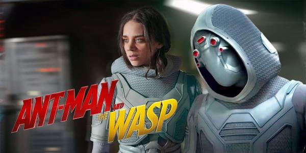 蟻俠2比主角更搶眼的反派 !強勢魅力女星 - 漢娜約翰卡門