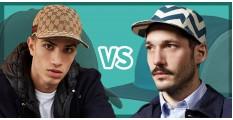 五分割帽 vs 六分割帽