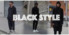 黑色穿搭 時尚永恆經典
