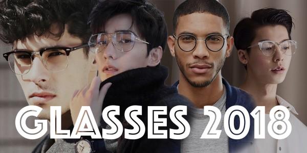 男士眼鏡穿搭 選這4款不會有錯