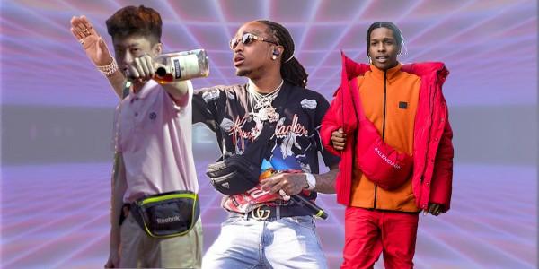 你知道嗎?Rapper都愛穿這個!
