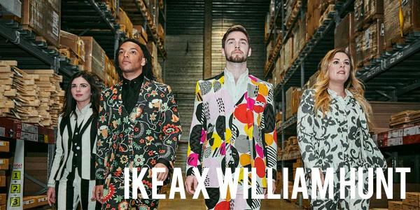 就連時尚圈都要都要參一腿?IKEA聯同英國時尚品牌推出限量西裝