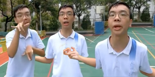 【香港有嘻哈】學生會rap又黎料,Skr爆中學生大玩「Trap」風格