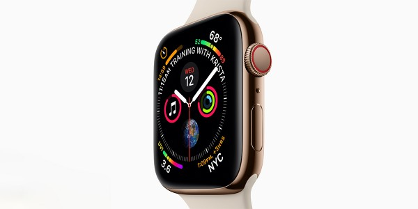 【Apple 2018發佈會】Apple Watch S4登場!效能大躍進速度雙倍升級