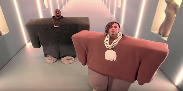 Kanye West & Lil Pump神曲打破 Youtube紀錄!惡搞MV殺出新血路!