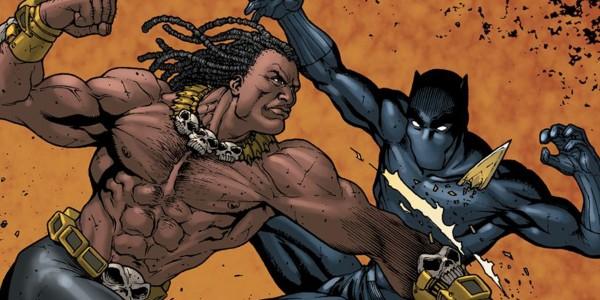 Marvel最成功奸角沒有之一!《Black Panther》反派Killmonger 紅到要出個人漫畫
