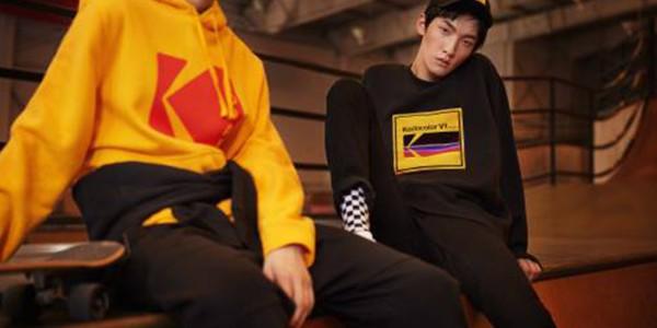 H&M再嘗跨界聯名!與Kodak聯手從現復古滑板男孩造形!
