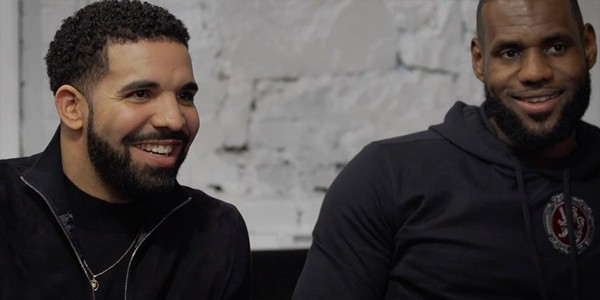 「詹皇」驚現Drake 巡迴演唱舞台!又唱又跳音樂感爆發!