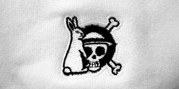 動漫聯名潮牌!Fxxking Rabbits X One Piece「Smoking Kills」即將發布!