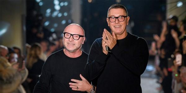 Dolce&Gabbana大難臨頭!設計師Stefano 口沒遮攔引發公關災難!