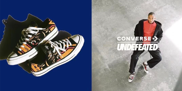 CONVERSE X UNDEFEATED 重磅聯手!重新打造 Chuck 70 經典鞋款!