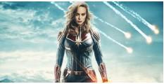 最強女英雄閃亮登場!搶先觀看《Captain Marvel》 首波預告!