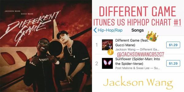 良心製作!王嘉爾 x Gucci Mane重量級聯手!打造純正hiphop音樂!