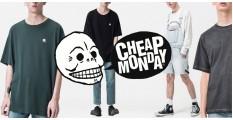 """瑞典""""牛王""""-Cheap Monday"""