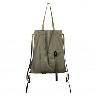MA-1款軍綠色兩用索繩袋