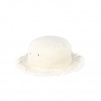 白色蘇邊漁夫帽