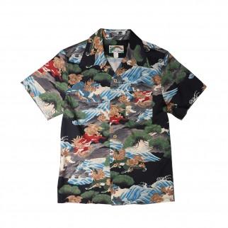 浮世繪夏威夷恤