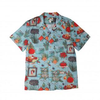 熱帶植物夏威夷恤