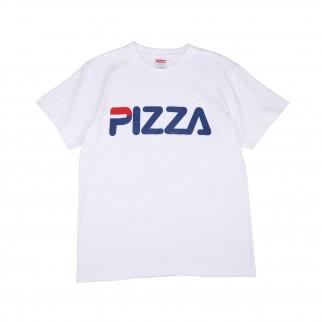 惡搞字型 Pizza Tee